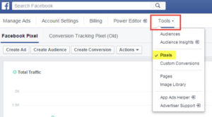Facebook Pixel can help your B2B Facebook Advertising Efforts