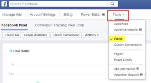 Facebook Pixel can help your B2B Facebook Advertising Efforts