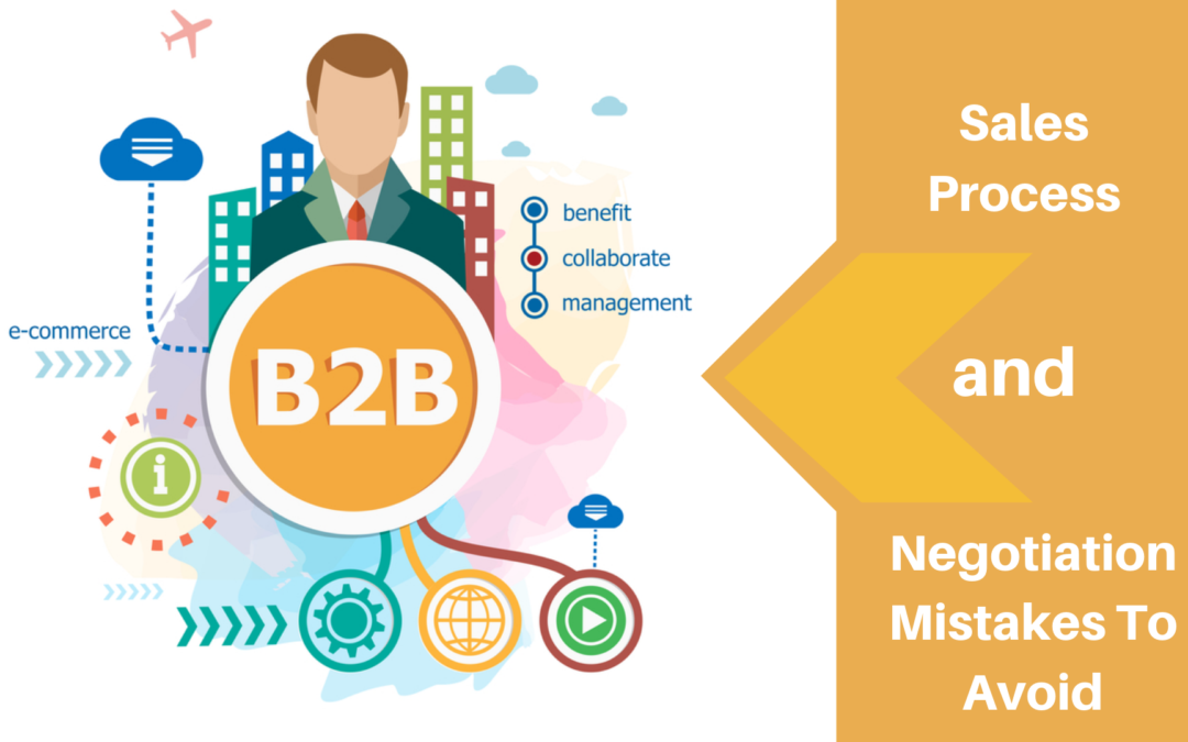 Crafting the Right B2B Sales Process, and B2B Sales Negotiation Mistakes to Avoid