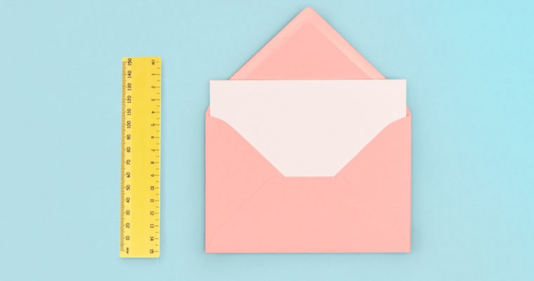 short and simple email