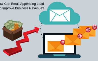 How Can Email Appending Lead To Improve Business Revenue?