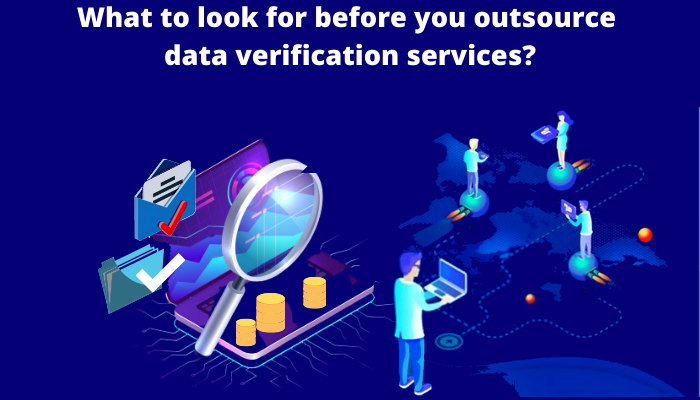 The Comprehensive Guide to Outsourcing Data verification services: How to Make Better Outsourcing Partners
