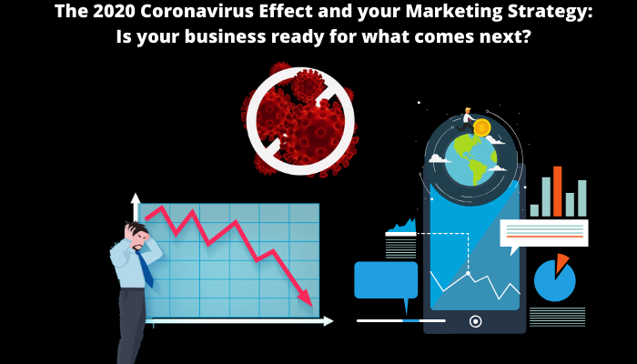 corona virus effects and marketing strategy