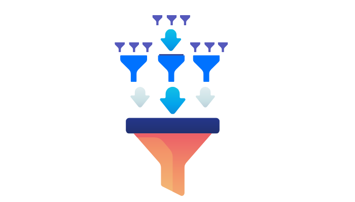 skip tracing funnel