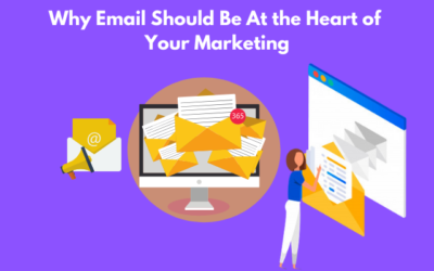 Why Email Should Be At the Heart of Your Marketing