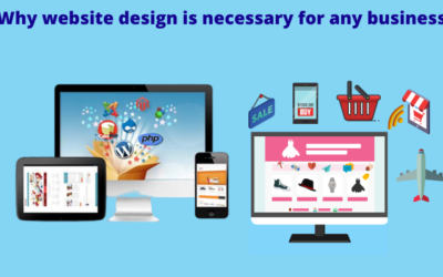 Why website design is necessary for any business