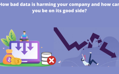 How bad data is harming your company and how can you be on its good side?