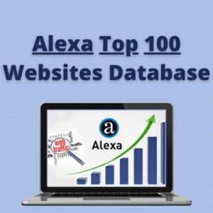 Alexa Top 100 website