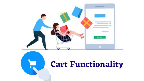 cart functionality