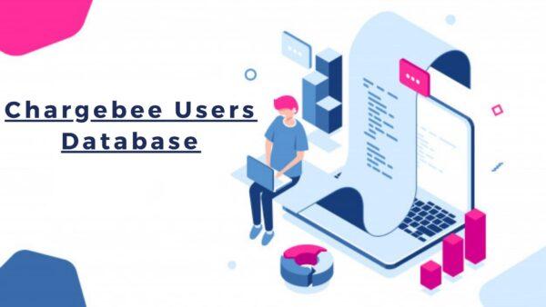 Chargebee Users Database