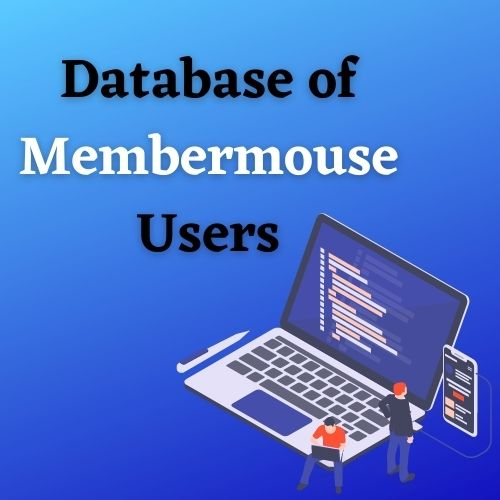 MemberMouse Users List