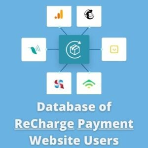 ReCharge Payment Website Users