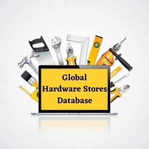 Hardware Stores Email list