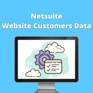 Netsuite Customers list