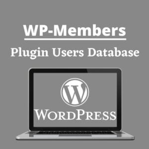 WP-Members Plugin Users