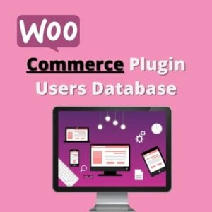 WooCommerce Plugin Users Database
