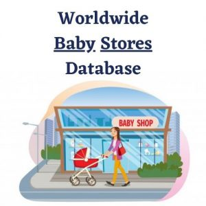 Baby stores email list