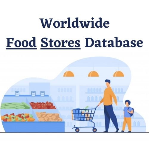 Food Stores Email List