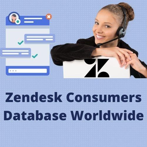 Zendesk Customers List