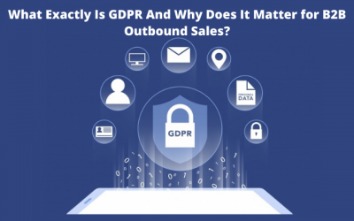 What Exactly Is GDPR And Why Does It Matter for B2B Outbound Sales?