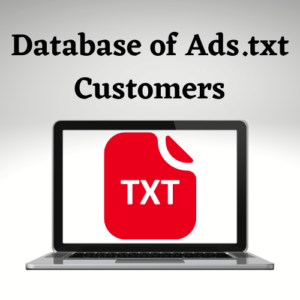 Ads.txt Customers