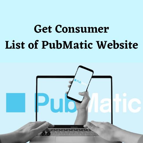Pubmatic Customer list