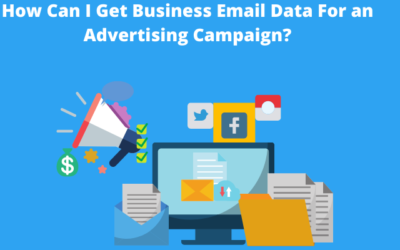 How Can I Get Business Email Data For an Advertising Campaign?
