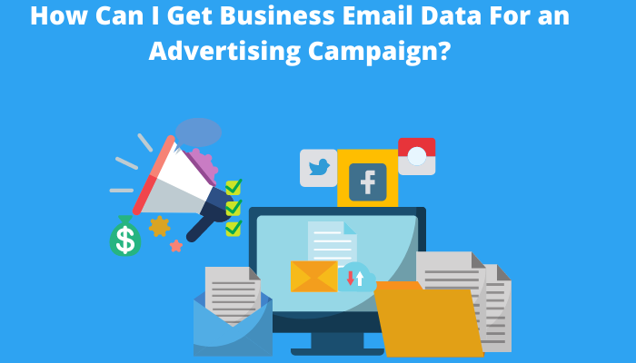Business email data