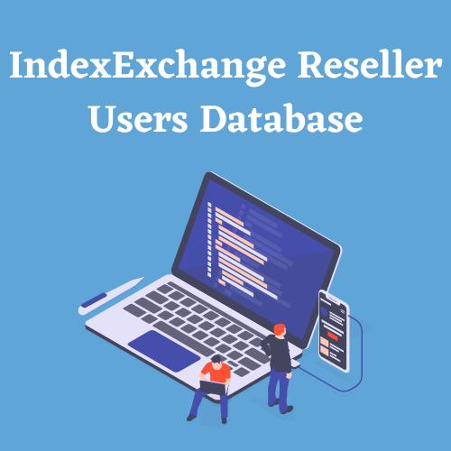 IndexExchange Reseller User