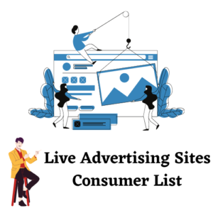 Advertising Sites users list