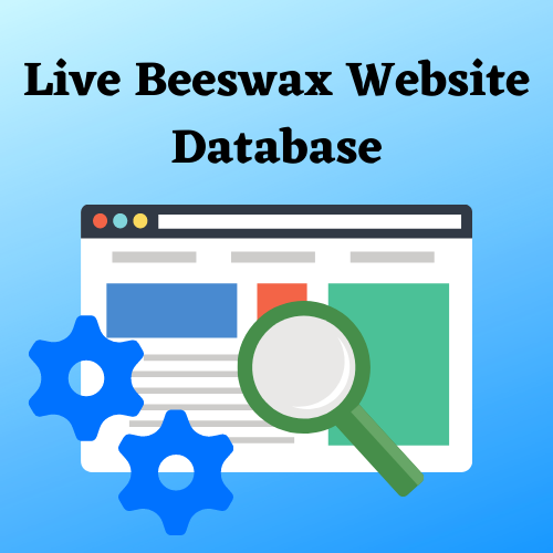 Beeswax Website users list