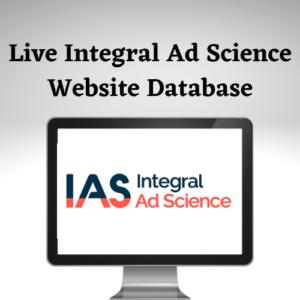 Integral Ad Science Website