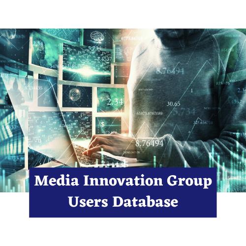 Media Innovation Group Users
