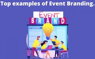 Importance of event branding via event branding examples.